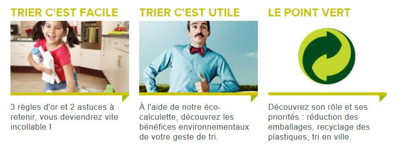 lien vers le site d'Eco-emballages
